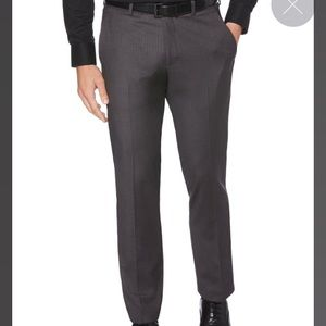 Perry Ellis Portfolio Slim Fit Travel Luxe Pants
